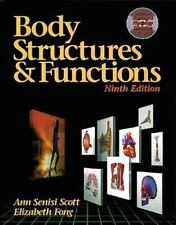 Body Structures and Functions [with A&P Challenge CD-ROM]