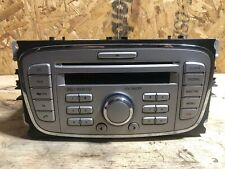 FORD MONDEO 2008, MK4, CD RADIO PLAYER, 8S7T-18C815-AC