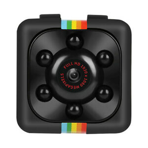 SQ11 Mini Camera 1080P Full HD Night Vision Motion Detection DVR DV (Black) #N1