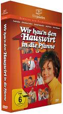 Wir hau'n den Hauswirt in die Pfanne - Uschi Glas - Filmjuwelen DVD (haun/hauen)