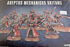 Warhammer 40K ADEPTUS MECHANICUS SKITARII Vanguard/Rangers (10 Martian Squad)