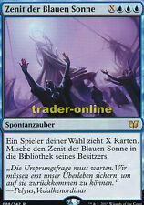 ZENIT del Sole Blu (Blue Sun 's Zenith) COMMANDER Magic 2015