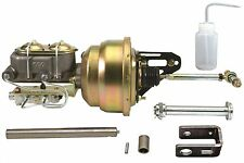 "53 54 55 1956 FORD TRUCK BRAKE 7"" DUAL POWER BOOSTER UNDER MOUNT BOLT IN KIT"