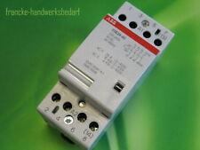 Installationsschütze 5x ABB ESB 24-40