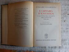 L'affare D'Enghien e la congiura realista dell'anno XII - Cesare Giardini