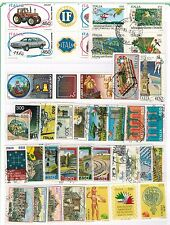 R61 - REPUBBLICA 1984** °n.38 francobolli