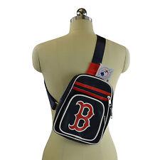 509c65710317 Brand New MLB Boston Red Sox Gear Mini Cross Bag   Backpack