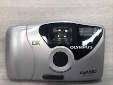Vintage Olympus Trip XB3 BIG FINDER 35mm Point & Shoot Film Camera **Working**
