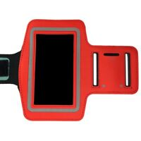 Gadgetz Sport Armband for iPod Nano 4th 5th 6th 7th Gym Running Workout Case Red