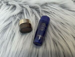 Estee Lauder mini Advanced Night Repair Eye 5ml Gentle Eye Makeup Remover 30ml