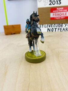 The Legend of Zelda: Breath of the Wild Link Rider Amiibo Nintendo Switch Wii U
