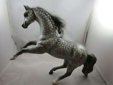 "Vintage 1996 Empire Grand Champion Moves & Sound Horse- Brushable ~11"" x 8.25"""