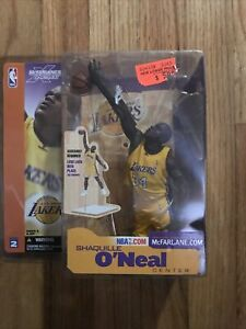 McFarlane Sports NBA Series 2 Shaquille O'Neal Action Figure Sealed Package