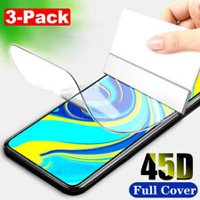 Hydrogel Film For LG G7 G8 Q7 Q6 Plus V30 V40 V50 ThinQ Screen Protector Cover