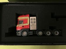 1:50 WSI NEEB Schuch Nooteboom Scania V8 RARE Model! Only the tractor for sale!
