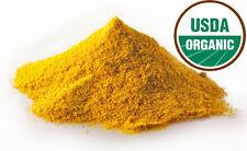 1Lb POUND USDA Certified ORGANIC Turmeric Curcumin Powder Herb Tumeric Raw PURE