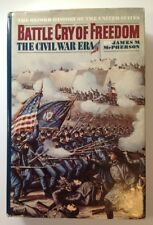 Battle Cry Of Freedom James Mcpherson Oxford 1988