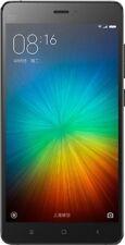 Teléfonos móviles libres negros Xiaomi Mi 4