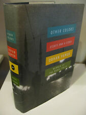 Orhan Pamuk OTHER COLORS 1st Edition/1st Printing 2007 Near Fine/Near Fine Knopf