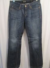 JIMMYZ Low Rise Boot Cut DENIM JEANS sz 6 meas 32 x 32