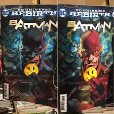 DC Comics Batman #21 Lenticular Cover The Button Part 1 North America Exclusive