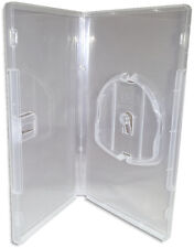 SINGLE-DISC =PSP/UMD= Clear Replacement Game Case 10-Pak