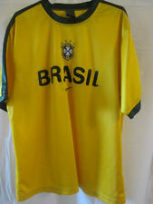 Brazil 1998 Training Football Shirt Medium /8422
