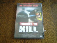 dvd 2 film trained to kill  - compte a rebours