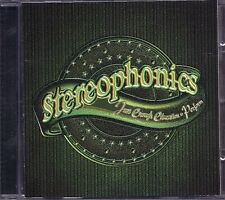 CD ALBUM 12 TITRES--STEREOPHONICS--JUST ENOUGH EDUCATION TO PERFORM--2001