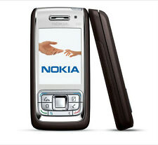 Nokia E65 - Mocha (Unlocked) Cellular Phone Free Shipping