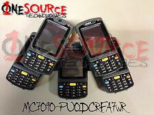 Symbol Motorola MC7090-PU0DCRFA7WR Lot of 5 Refurbished