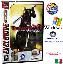 DEVIL MAY CRY 3 SPECIAL EDITION PC DVD WIN ITA NUOVO