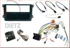 Radioblende+Fach Blende +CAN BUS LFB Interface Skoda Octavia II VW Passat Golf V