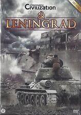 Discovery - Leningrad    - new seald dvd  WW2