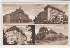 AK Chomutov, Komotau, Plattner-Fichtestr., Realgymnasium Gewerbeschule Ahornstr.