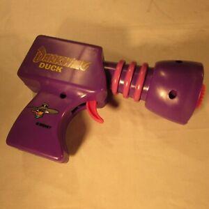 1993 Disney  DarkWing Duck Kellogg's Mail away Bubble Gun