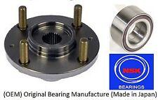 2004-2006 SCION XB Front Wheel Hub & (OEM) (NSK) Bearing Kit
