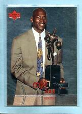 "MICHAEL JORDAN 1998 98 Upper Deck MJx ""3rd Q Highlights"" #112 - Bulls - Shipping"