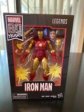 Marvel legends 80 years anniversary Iron Man