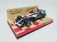 MINICHAMPS 1/43 AT&T Williams Toyota Showcar  N. Rosberg 12 Oct 2008 403080177