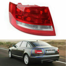 Tail Light Cover Left Side Fit For 2005-2008 Quattro Audi A6 S6 C6