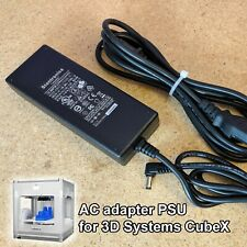 3D Systems CubeX  - 15V AC adapter power supply + cord - Cube X 3D printer