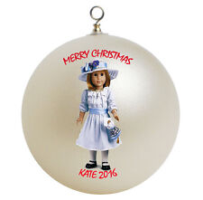 Personalized American Girl Nellie Christmas Ornament
