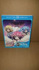 Heaven's Lost Property - The Angeloid of Clockwork~Blu-ray/DVD Combo lot~anime
