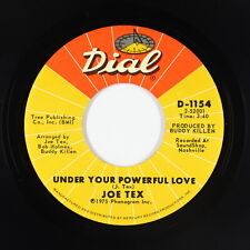 New Listing70s Soul 45 - Joe Tex - Under Your Powerful Love - Dial - mp3