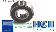 6202-2RS C3 EMQ Sealed Ball Bearing, 15x35x11mm Mobil Polyrex High Temp Grease