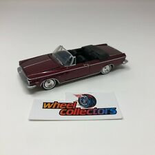 1964 Chrysler 300K * Greenlight LOOSE 1:64 Diorama * F206