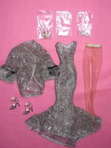 "Tonner - Emma Jean's Sterling Night 16"" Deja Vu Fashion Doll OUTFIT"
