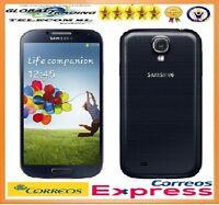SAMSUNG GALAXY S4 i9505 4G LTE ORIGINAL 16GB NEGRO LIBRE NUEVO TELEFONO MOVIL