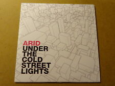 SINGLE CD / ARID: UNDER THE COLD STREET LIGHTS